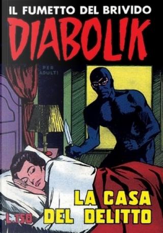 Diabolik: Anastatika n. 12 by Angela Giussani