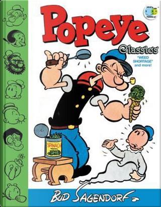 Popeye Classics 6 by Bud Sagendorf