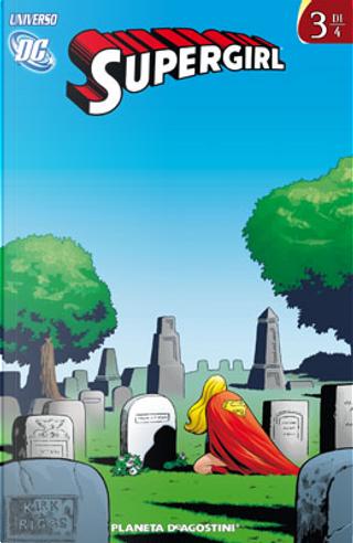 Universo DC - Supergirl vol. 3 (di 4) by Derek Aucoin, Leonard Kirk, Peter David, Ray Snyder, Robin Riggs
