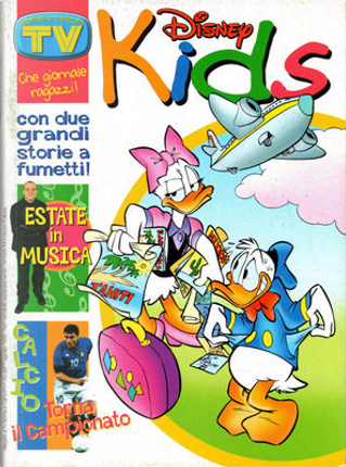 Disney Kids n. 15 by Carlo Chendi, Luca Boschi