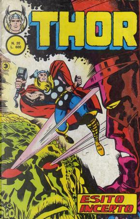 Thor - II serie n. 20 by Stan Lee