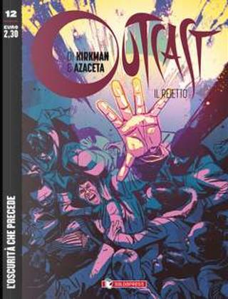 Outcast n. 12 by Robert Kirkman