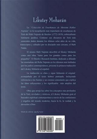 Likutey Moharán by Rabí Natán de Breslov