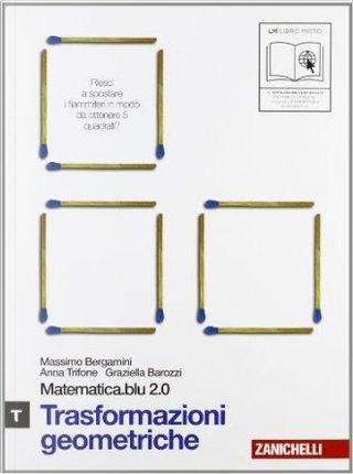 Matematica.blu 2.0. Vol. Tau.Blu by Massimo Bergamini