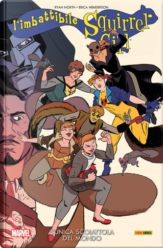 L'imbattibile Squirrel Girl vol. 4 by Ryan North, Will Murray
