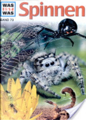 Spinnen by Heinz Sielmann