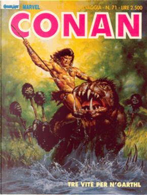 Conan by Charles Dixon, Michael Fleischer