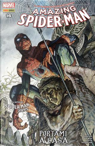 Amazing Spider-Man n. 665 by Jose Molina, Peter David, Robbie Thompson