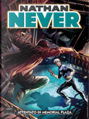 Nathan Never n. 338 by Giovanni Eccher