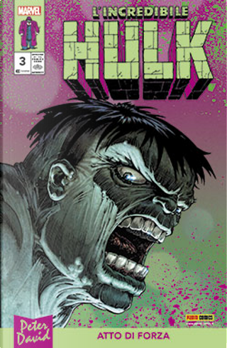 L'Incredibile Hulk di Peter David Vol. 3 by Peter David