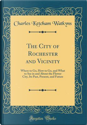 The City of Rochester and Vicinity by Charles Ketcham Watkyns