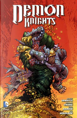 Demon Knights vol. 4 by Robert Venditti
