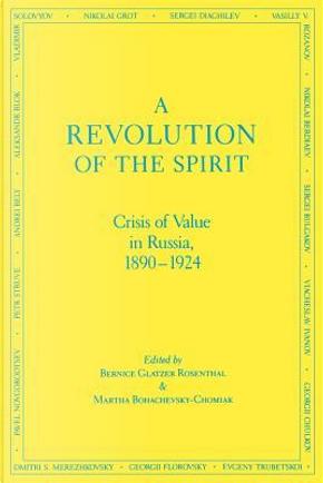 A Revolution of the Spirit by Bernice Glatzer Rosenthal