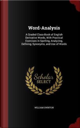 Word-Analysis by William Swinton