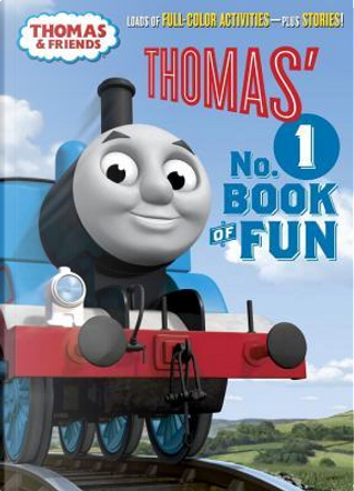 Thomas' No.1 Book of Fun by Golden Books Publishing Company