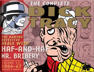 The Complete Chester Gould's Dick Tracy by Chester Gould