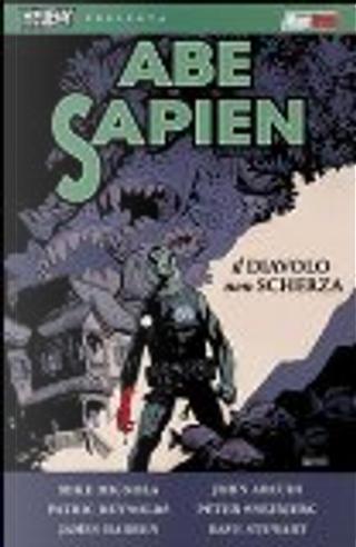 Abe Sapien vol. 2 by James Harren, John Arcudi, Mike Mignola, Patric Reynolds, Peter Snejbjerg