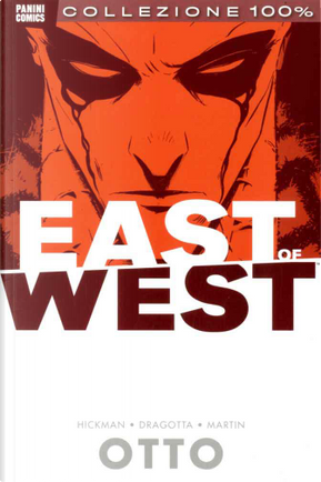 East of West vol. 8 by Jonathan Hickman