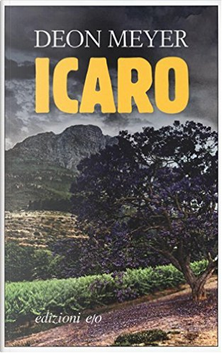 Icaro by Deon Meyer