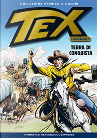 Tex collezione storica a colori Gold n. 2 by Claudio Nizzi, Giancarlo Berardi, Guglielmo Letteri, Victor De La Fuente