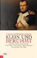 Klein und berühmt by Friedrich Weissensteiner