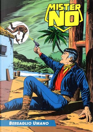 Mister No ristampa cronologica a colori n. 25 by Guido Nolitta