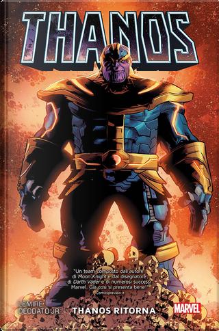 Thanos vol. 1 by Jeff Lemire