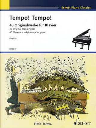 Tempo! Tempo! by Hal Leonard Publishing Corporation