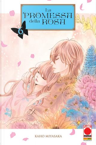 La promessa della rosa vol. 6 by Kaho Miyasaka