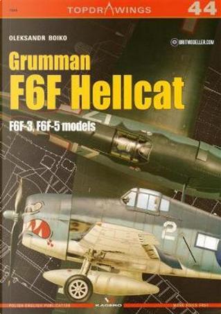 Grumman F6F Hellcat by Oleksandr Boiko
