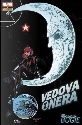 Vedova Nera #4 by Chris Samnee, Mark Waid
