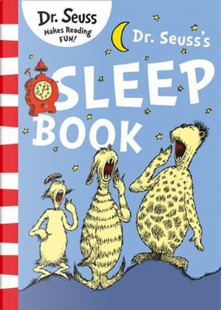 Dr. Seuss's Sleep Book by Dr. Seuss