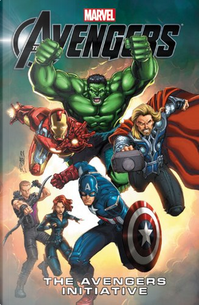 Marvel's The Avengers: The Avengers Initiative by Fred Van Lente, Stan Lee