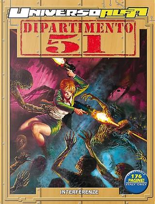 Universo Alfa n. 15 by Stefano Vietti