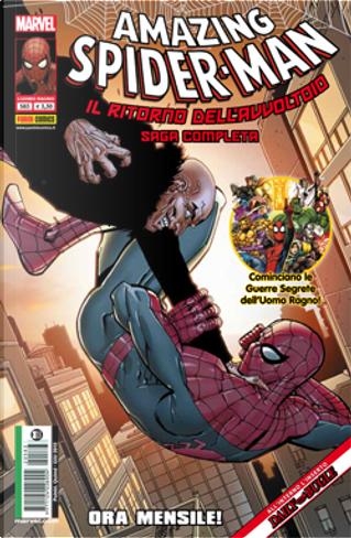 Amazing Spider-Man n. 583 by Dan Slott, Giuseppe Camuncoli, Klaus Janson, Patrick Scherberger, Paul Tobin, Sean McKeever, Sergio Algozzino, Stephanie Buscema