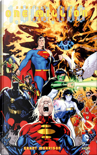 Justice League: One Million vol. 2 by Andy Lanning, Karl Kesel, John Ostrander, Tom Peyer, Dennis O'Neil, Dan Abnett, Grant Morrison, Dan Curtis Johnson, Christopher Priest, Chuck Dixon, Len Kaminski, Jerry Ordway