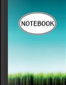 Notebook Meadow by Jason Patel
