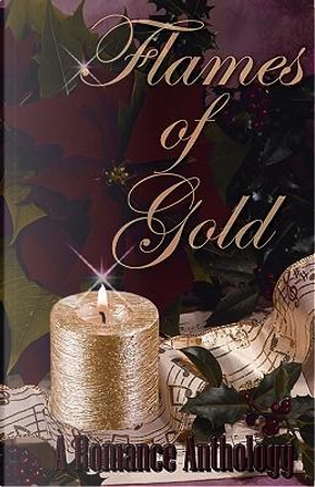 Flames of Gold by Leanne Burroughs