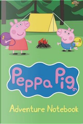 Peppa Pig Adventure Notebook by Treasure Box Publishing