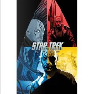 Star Trek: Nero by David Messina, Mike Johnson, Tim Jones