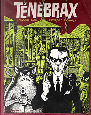 Tenebrax by Jacques Lob