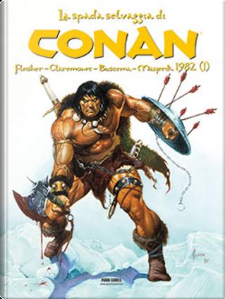 La spada selvaggia di Conan vol. 13 by Chris Claremont, Bruce Jones, Michael Fleischer