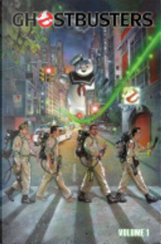 Ghostbusters: Volume 1 by Erik Burnham