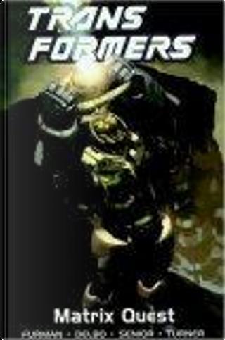 Transformers Matrix Quest by Nancy Jones, Simon Furman