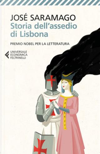 Storia dell'assedio di Lisbona by José Saramago