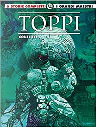I grandi maestri n. 51 by Sergio Toppi