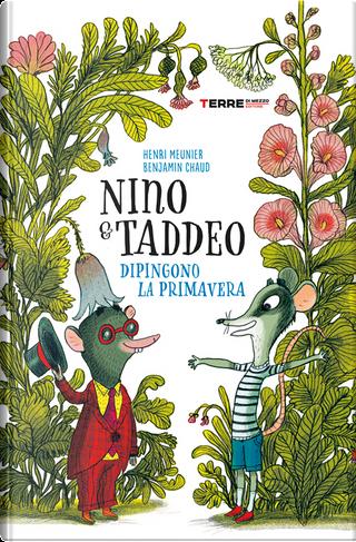 Nino & Taddeo dipingono la primavera by Henri Meunier
