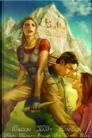 Buffy the Vampire Slayer Season 8 - Volume 3 by Camilla D'Errico, Cliff Richards, Doug Petrie, Drew Z. Greenberg, Georges Jeanty, Jane Espenson, Jim Krueger, Karl Moline, Steven S. DeKnight