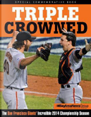 Triple Crowned by Triumph Books