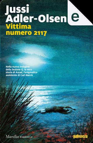 Vittima numero 2117 by Jussi Adler-Olsen